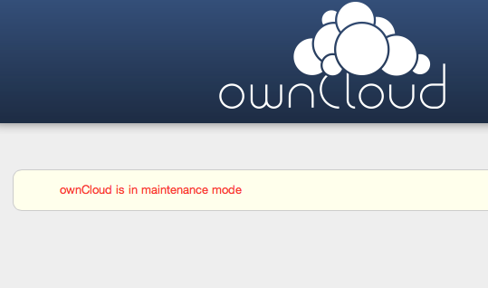owncloud maintenance mode.png